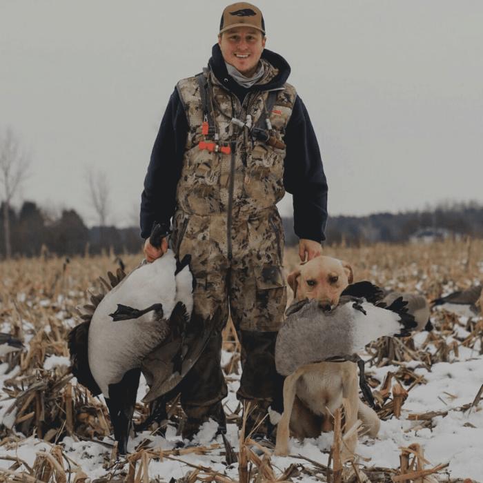 Guide de chasse à la bernache du  Canada