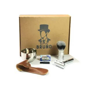 wet shaving - la caja de bruno