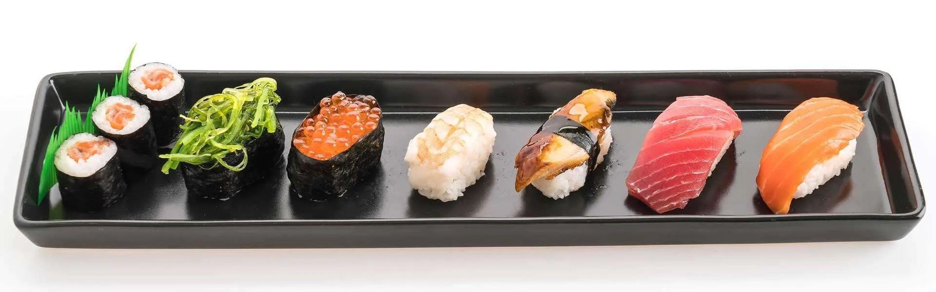 Leyendas urbanas sobre el sushi