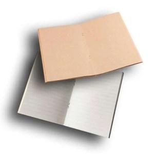 Set blocs tamaño pasaporte - La caja de bruno