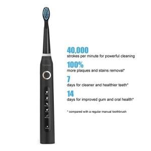 cepillo de dientes sonico - la caja de bruno
