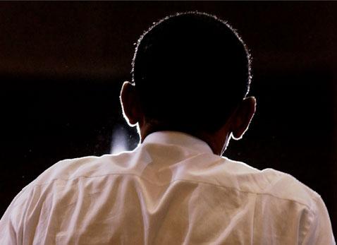 Obamaback image