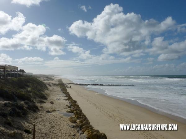 formation et types de bancs de sable