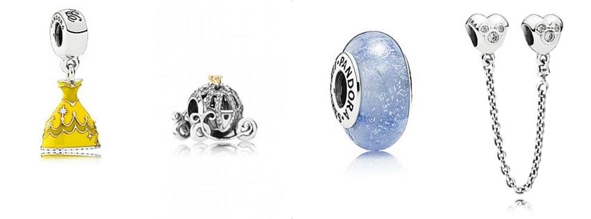 PANDORA Disney Princesses Jewelry