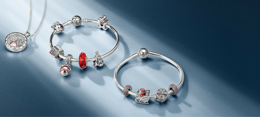 PANDORA Winter 2016 Jewelry