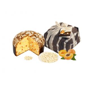 Panettone Albicocca e Cioccolato Bianco