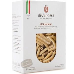 I Sedanini ~ Pasta di Canossa