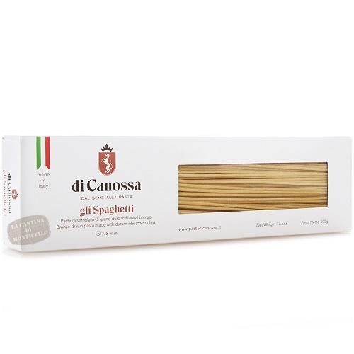 Gli Spaghetti ~ Pasta di Canossa