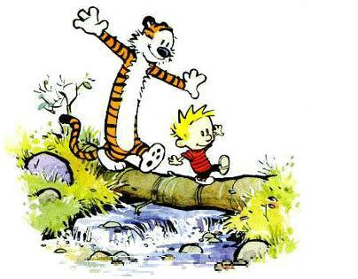 Calvin y Hobbes de Bill Watterson