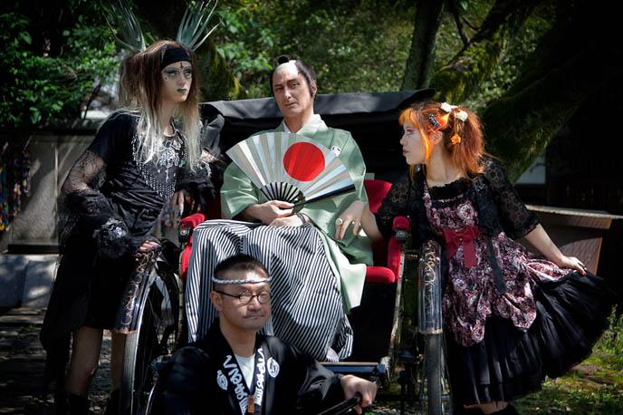 canal+ documentaire toque de tokyo, antoine de caunes france tv show