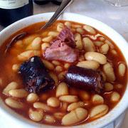 Gastronomía de Teverga, Asturias