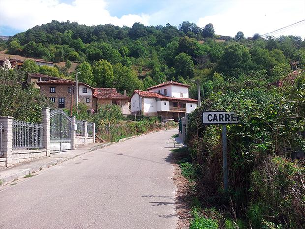 Carrea casa rural La Carrozal Asturias Teverga