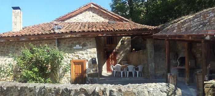 Alojamiento rural cerca Senda del Oso en Asturias, Teverga