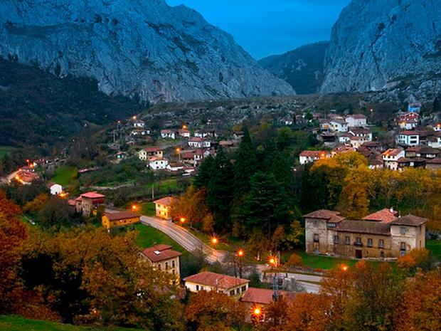 Alrededores casa rural La Carrozal Asturias Teverga