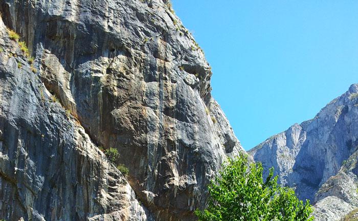Escalada en Asturias, Teverga y Quirós