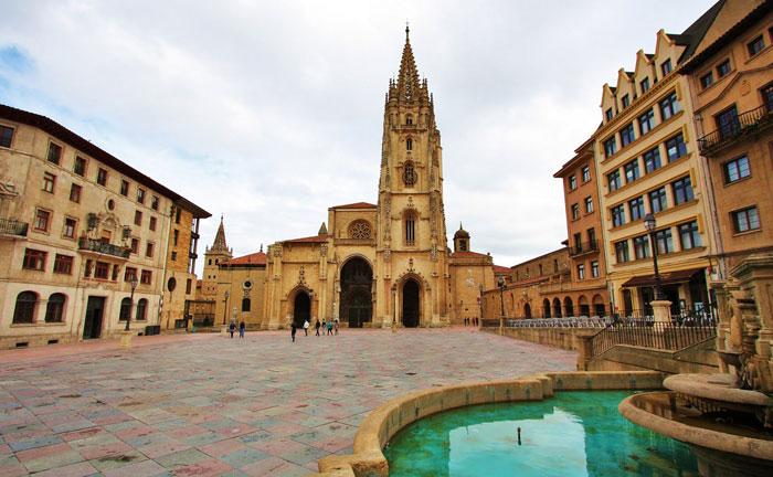 Sitios de turismo en Oviedo