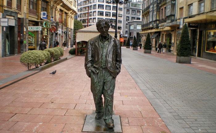 Esculturas de Oviedo, Asturias
