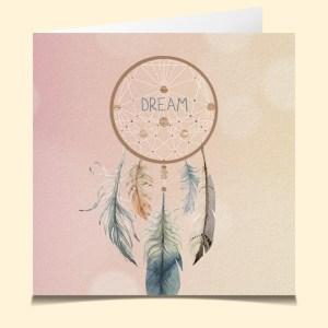 carte vocale parlante dream catcher attrape reves
