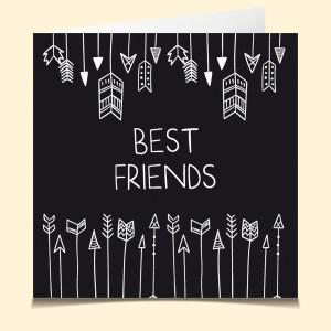 carte vocale parlante Best Friends meilleurs amis