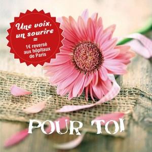 Carte vocale Daisy – 1€ reversé aux Hôpitaux de Paris