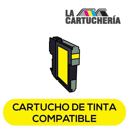 Brother LC1100Y / LC980Y Compatible