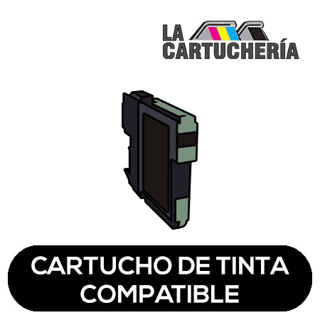 Brother LC985BK Compatible
