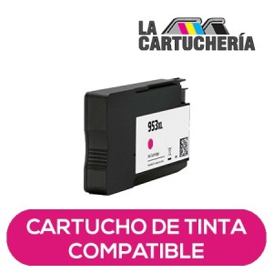 HP F6U17AE no 953XL / F6U13AE no 953 Reciclado
