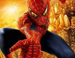 Tobey Maguire llevó este uniforme como Spiderman en sus tres películas