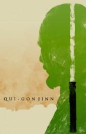 star-wars-la-amenaza-fantasmana-poster-minimalista-qui-gon-jinn