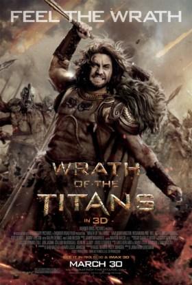 Ares en Ira de Titanes
