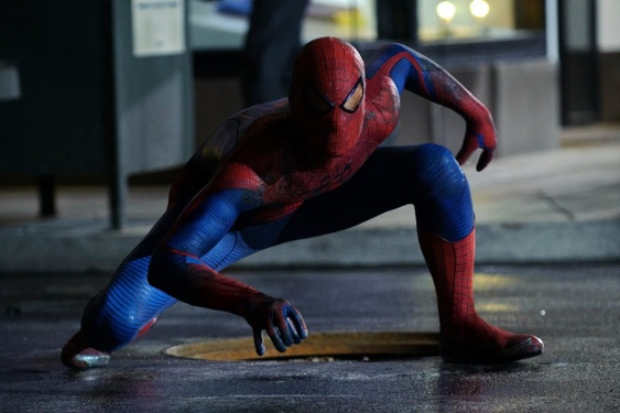 tha amazing spiderman
