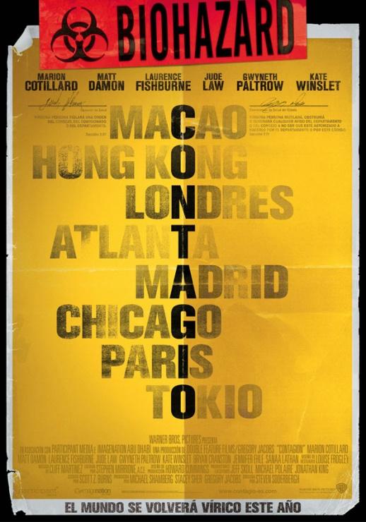 Poster Contagio