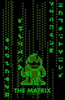 matrix-8-bits