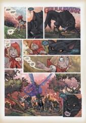 Fairy Quest Página 18