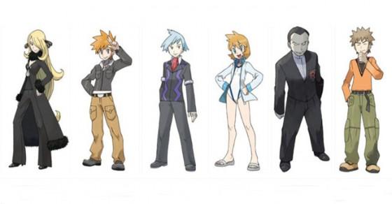 Entrenadores 1 pokemon negro blanco 2