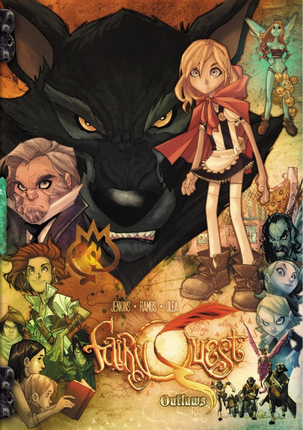 Portada de Fairy Quest