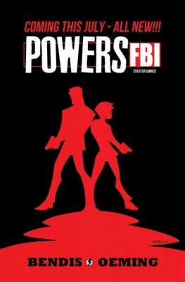 Teaser de Powers FBI