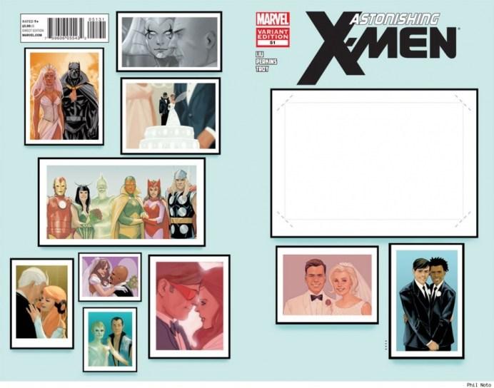 Astonishing X-Men 51