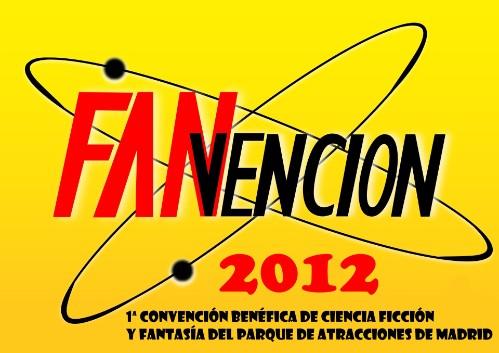 Cartel fanvención 2012