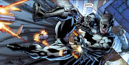 JLA1 Batman