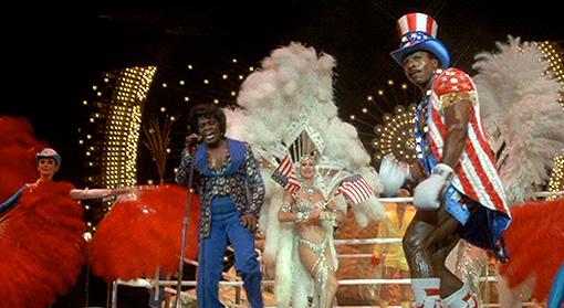 Apollo Creed en Rocky IV