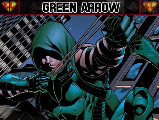 green arrow chico de la semana