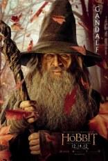 El Hobbit - Gandalf