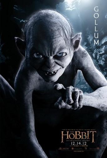 El Hobbit - Gollum