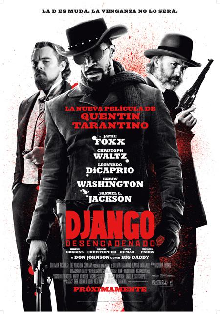 Poster final Django Desencadenado
