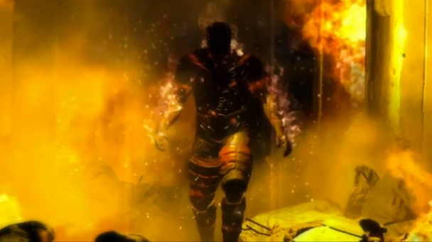 hombre-en-llamas-volgin-metal-gear-V