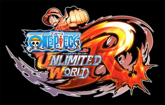 one piece unlimited world red nintendo 3ds logo