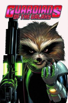 Portada de Guardians of the Galaxy #3
