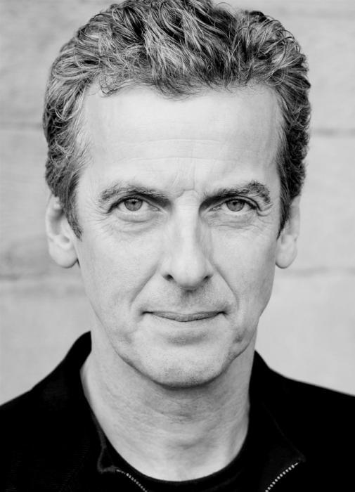 Imágen Peter Capaldi Doctor Who 12