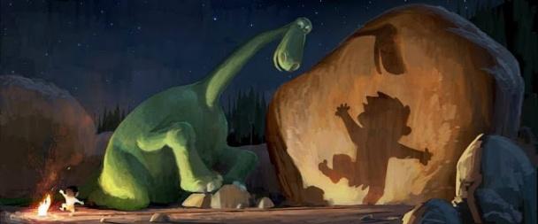 Dinosapiens, de Pixar